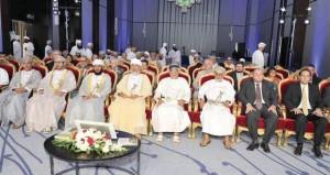 وزير الأوقاف والشؤون الدينية يرعى الاحتفال باليوم العالمي للتسامح
