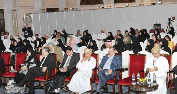 اختتام مؤتمر مسقط الاول للأمراض الجلدية والتناسلية