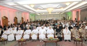 شهاب بن طارق يرعى مؤتمر قمة عمان للسكري للجمعية العمانية لمرض السكري