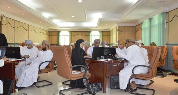 البلديات الإقليمية تنظم حلقة عمل لمراجعة التوصيات الصادرة من جلسة مراجعة الإدارة العليا