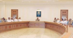 الشريقي يترأس اجتماع اللجنة الوطنية للسلامة على الطريق