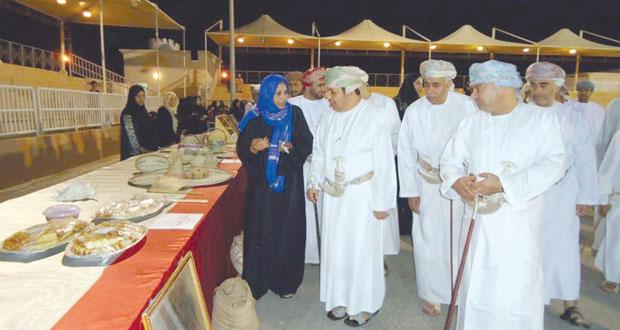 افتتاح المهرجان الخليجي الرابع للعمل الاجتماعي بقريات