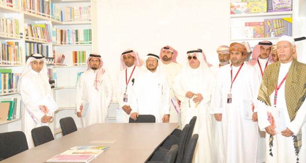 بمشاركة السلطنة.. المشاركون في مهرجان العمل الخليجي يزورون عددا من مؤسسات رعاية الأيتام القطرية