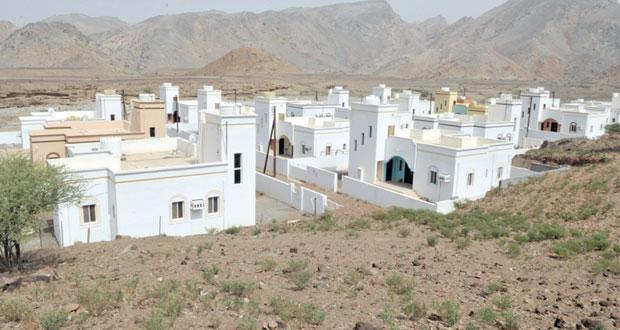 ـ قطاع الإسكان بالسلطنة .. مزيد من التنمية الإسكانية والعمرانية والعقارية في مختلف المحافظات