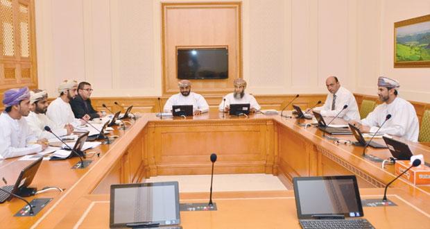 قانونية الشورى تناقش التعديل على مواد قانون الضمان الاجتماعي