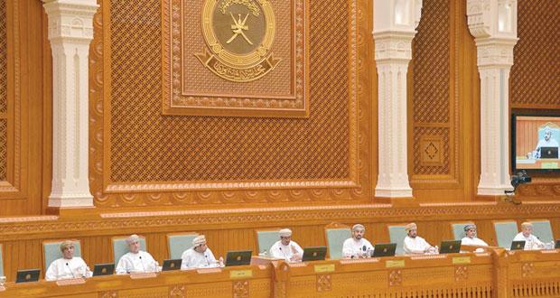مجلس الشورى يفتتح أعمال دور الانعقاد السنوي الرابع من الفترة السابعة