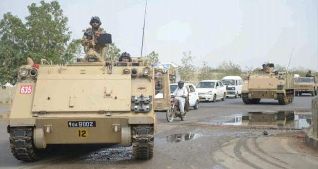 باكستان: عشرات القتلى بحملة للجيش على (القبائل)
