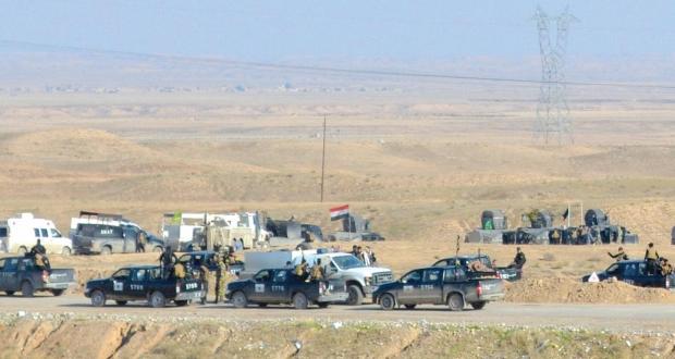 القوات العراقية تصد هجوم داعش في الرمادي