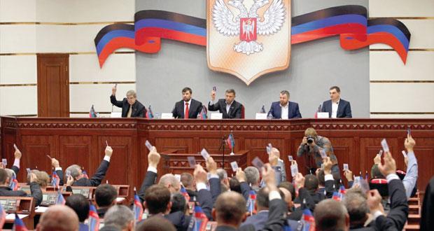 موسكو تتهم أوروبا بالانحياز لكييف..واستبعاد الهجوم الشامل