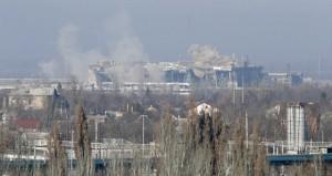 اوكرانيا: تعزيزات كبيرة من الأسلحة الثقيلة تصل دونيتسك