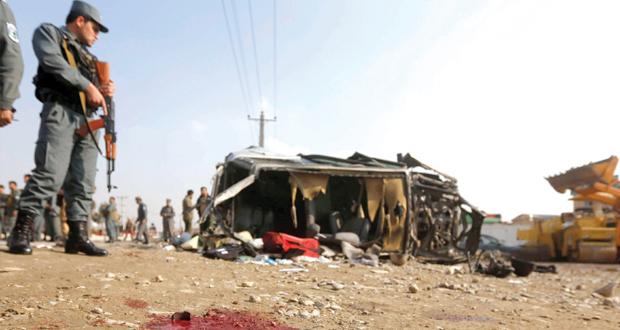 أفغانستان: 6 قتلى بهجوم على سيارة دبلوماسية بريطانية