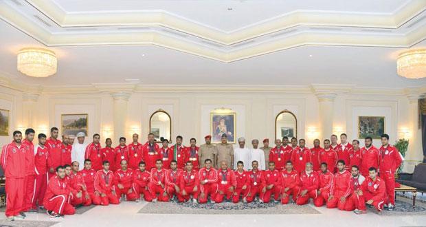 الفريق الوطني للرماية يختتم مشاركته في البطولة العربية الشاملة بقطر