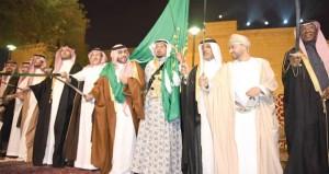 أمير الرياض يقيم حفل عشاء لرؤساء الوفود الخليجية