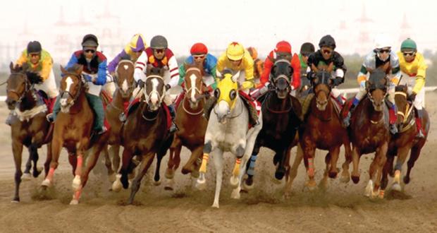 اليوم.. نادي سباق الخيل السلطاني ينظم كأس العيد الوطني المجيد الـ44 بمضمار الرحبة