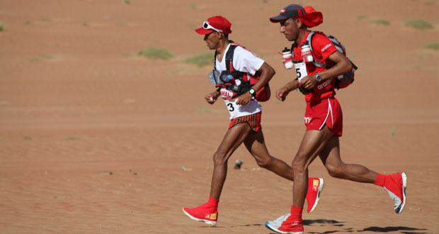 استعدادات كبيرة لانطلاق مراثون عمان الصحراوى العالمى