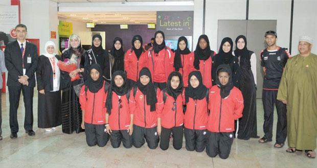 في البطولة الخليجية لكرة الطائرة للفتيات.. منتخبنا يستعد لمواجهة قطر وراحة إجبارية ترصد مستويات المنتخبات