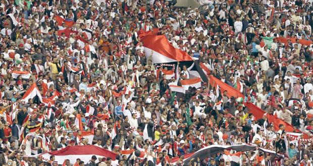 المنتخب اليمني يستمد قوته من حضور جماهيره الكبير