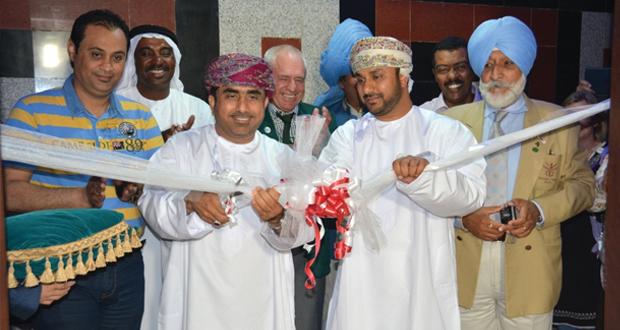 افتتاح مقر الاتحاد الدولي لالتقاط الأوتاد رسميا بالسلطنة