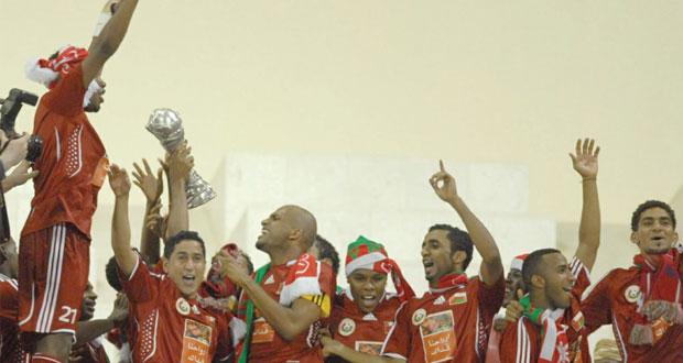 دورات كأس الخليج التمسك بالاستمرارية والنجاح منتخب عمان الواثق دائما يتطلع لاستعادة مجد 2009