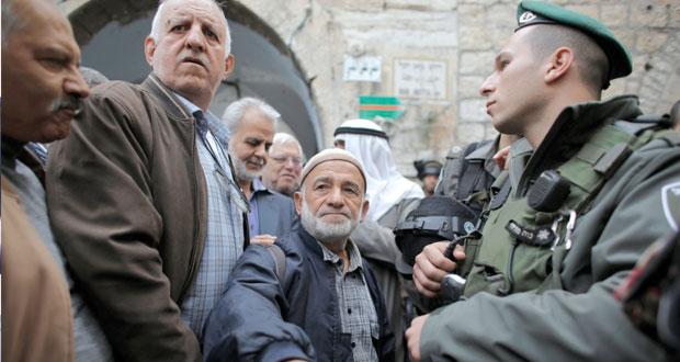 استشهاد فلسطيني برصاص شرطة الاحتلال عقب حادث دهس إسرائيليين