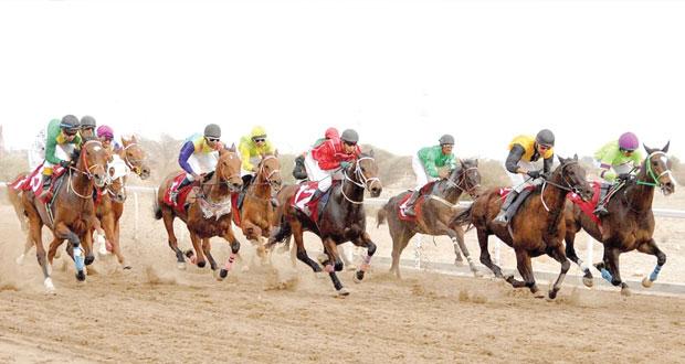السبت مضمار الرحبة يشهد سباق كأس العيد الوطني المجيد الـ44