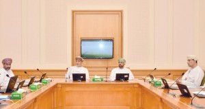 لجنة الشباب والموارد البشرية بالشورى تناقش تعمين بعض المهن الفنية