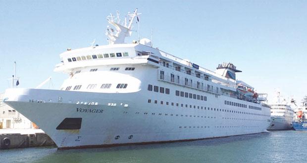 ميناء صلالة يستقبل سفنا سياحية على متنها أكثر من 1700 سائح