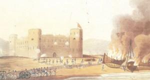 التخوف الإنجليزي من عمان زمن اليعاربة (1)