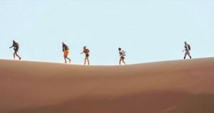 المغربي المرابطي يقترب من الاحتفاظ باللقب والعماني السعيدي خامسا