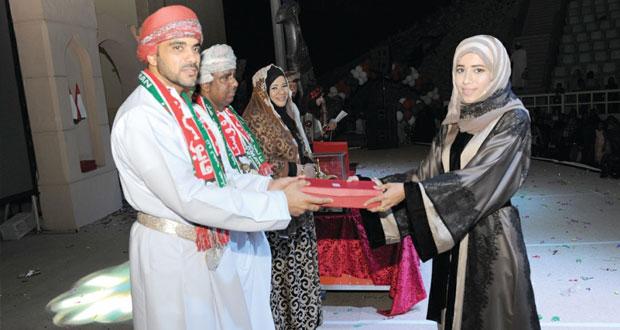 فيصل بن تركي يرعى أوبريتا وطنيا بمناسبة العيد الوطني الرابع والأربعين المجيد