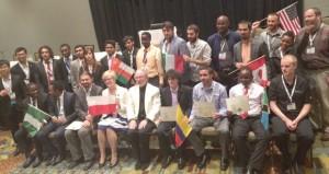 طلاب جامعة السلطان قابوس يحصلون على أكبر جائزة من الجمعية الجيوفيزيائية الأميركية للاستكشاف