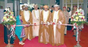 الهيئة الوطنية للمساحة بوزارة الدفاع تفتتح منتدى عمان للجغرافيا المكانية 2014م