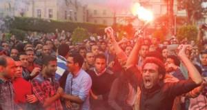 مصر: قتيلان في تجدد الاحتجاجات المنددة ببراءة مبارك