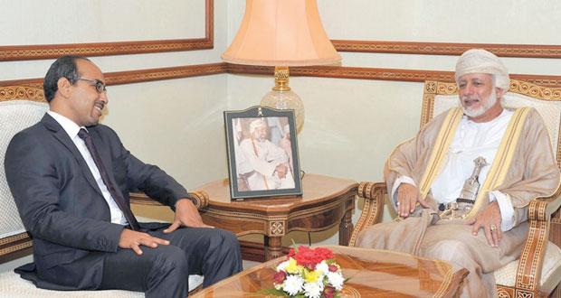 جلسة مشاورات سياسية بين السلطنة وجيبوتي
