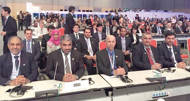السلطنة تشارك في مؤتمر المندوبين المفوضين التاسع عشر للاتحاد الدولي للاتصالات بكوريا الجنوبية