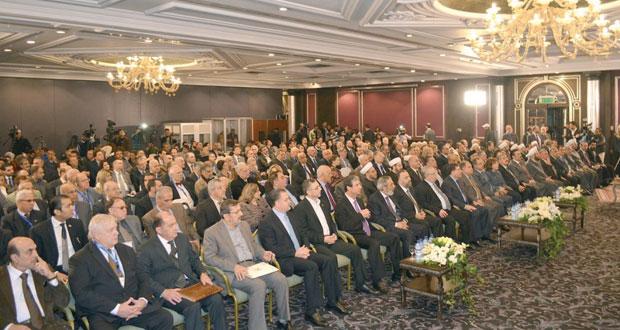 (دمشق لمناهضة الإرهاب والتطرف الديني) يبحث موقف القانون الدولي والسيادة الوطنية