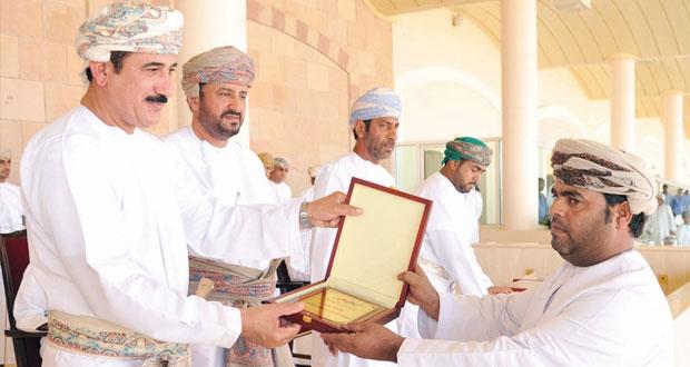 ختام رائع ومثير لفعاليات السباق العام للاتحاد العماني لسباقات الهجن