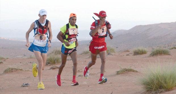 في ختام مثير لماراثون عمان الصحراوي العالمي