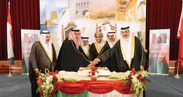 سفارات السلطنة تواصل احتفالاتها بالعيد الوطني الرابع والأربعين المجيد