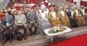 افتتاح أعمال المؤتمر الخليجي التاسع لأمراض المخ والأعصاب بجامعة السلطان قابوس