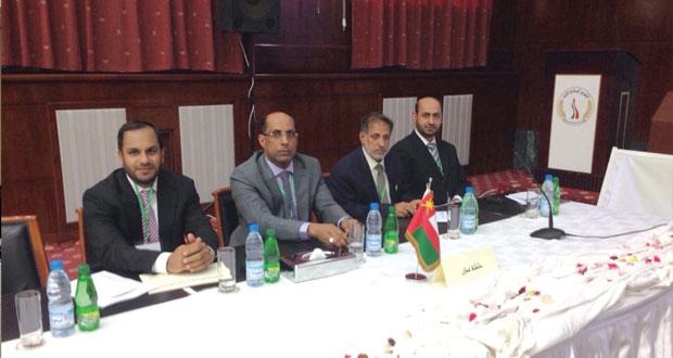 السلطنة تشارك في اجتماع الخبراء الحكوميين العرب في مجال القانون الدولي الإنساني بالجزائر