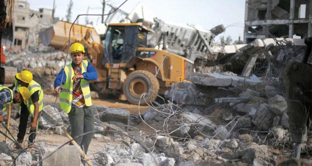 الاحتلال يُعرقل ترميم (الأقصى) ويصدر قرارات هدم جديدة في القدس