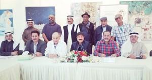 لجنة تحكيم ملتقى الكويت الدولي للفن المعاصر تمنح جوائز حلقة العمل للمشاركين بالتساوي