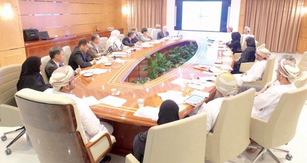 """جلسات نقاشية استعرضت """"خارطة الطريق واستراتيجية مركز الإحصاء الخليجي للتنمية الإحصائية 2015 – 2020 """""""