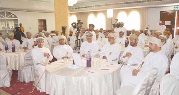حلقة عمل حول الاستراتيجية العمانية للسياحة بمحافظة جنوب الشرقية