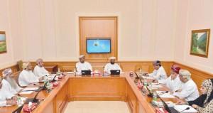 اللجنة الإعلامية بالشورى تجتمع بمجلس إدارة جمعية الصحفيين العمانية