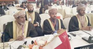 """""""الشورى"""" يشارك في الاجتماع السابع لجمعية البرلمانات الآسيوية بباكستان"""