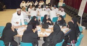 ندوة لمناقشة جوانب تطوير نظام التقويم التربوي والامتحانات بتعليمية مسقط