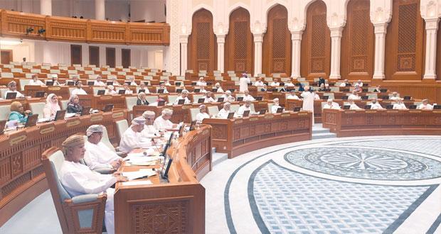 مجلس الدولة يناقش التعديلات على قانون المرور والمحال من مجلس الشورى
