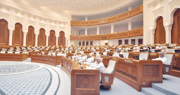 الدولة يوصي بتشكيل لجنة صياغة مرئيات المكرمين حول مشروع تعديل بعض أحكام قانون المرور